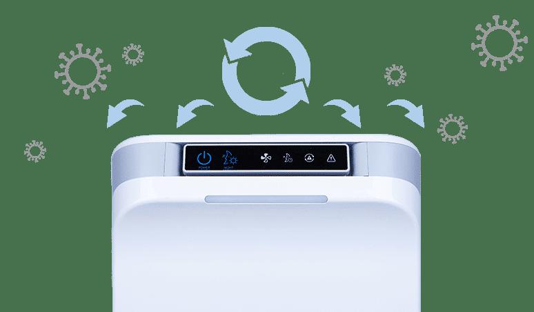 La calidad del aire que respiras SI importa